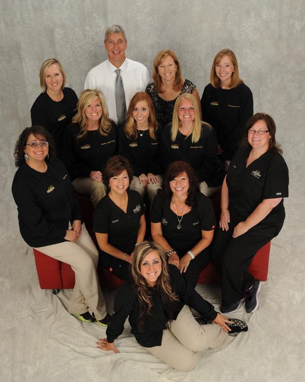 Dr. Greg Szalai Dr. Joanne Szalai cosmetic dentists