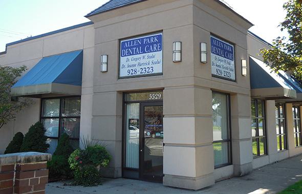 Detroit dentist office